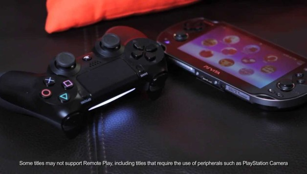 Remote Play on PS4 and PS Vita Walkthrough