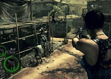 Resi Evil 5 Versus DLC on sale