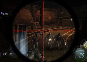 Resident Evil 4 HD - Gameplay Trailer
