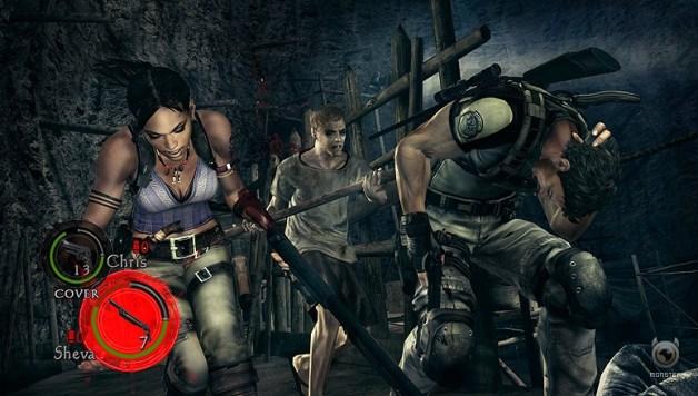 Resident Evil 5 Alternate Trailer (Cam)