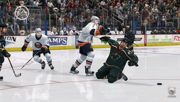 Review: NHL 08 (PS3)