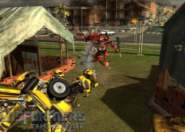 Review - Transformers: The Game