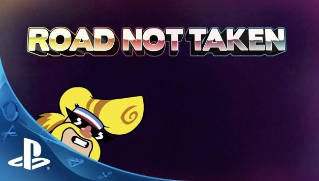 Road Not Taken - Launch Date Announcement Trailer