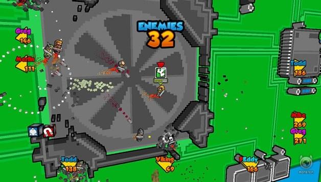Rocket Riot Review