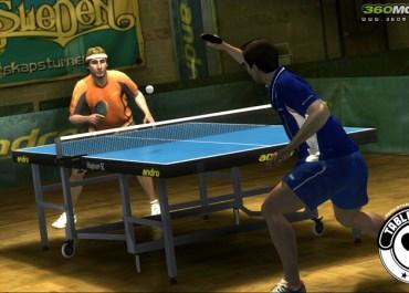 Rockstar Games Presents...Table Tennis Trailer on XLM