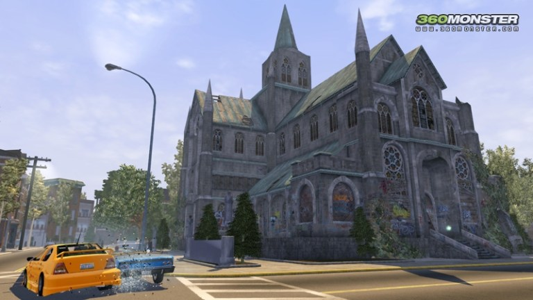 Saints Row Demo Out Now on XBLM