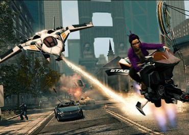Saints Row Does Little To Boost THQ Revenue