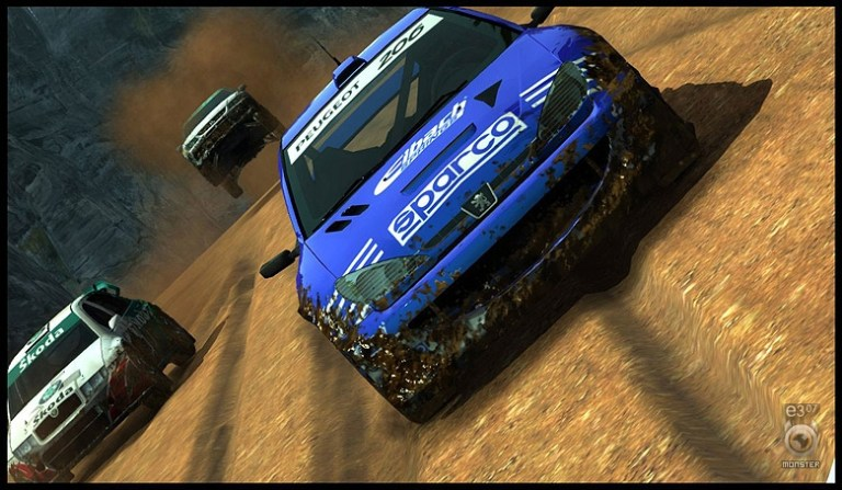 Screenshots: Sega Rally Revo