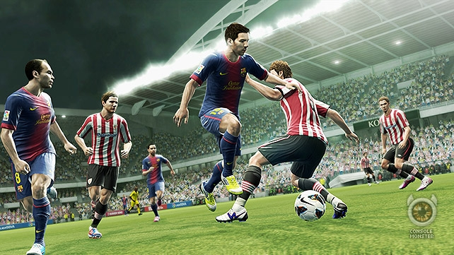 Second PES 2013 demo dated