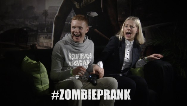See These Dead Rising 3 Players Get Attacked by Zombies