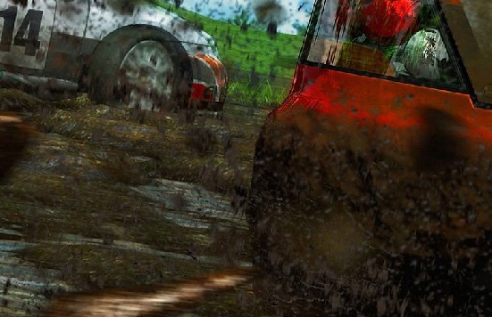 Sega Rally Preview
