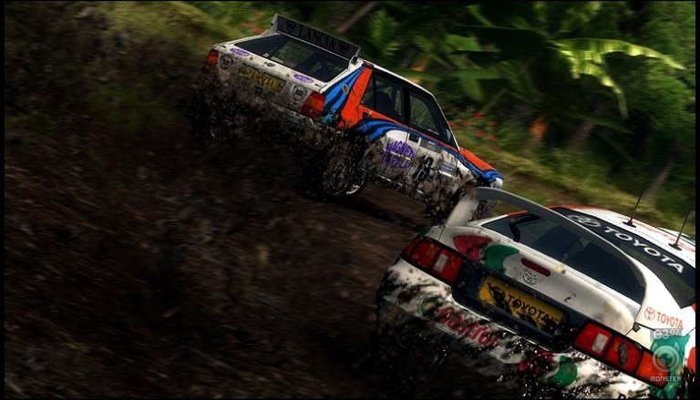 Sega Rally Revo Preview