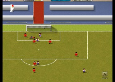 Sensible World of Soccer First Screens
