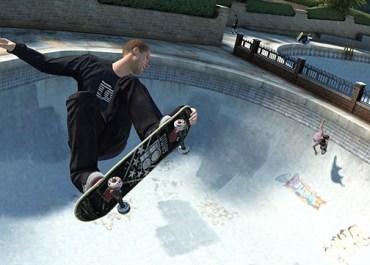 Skate 3 demo skating in