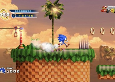 Sonic the Hedgehog 4: Episode 1 voted worst Sonic game