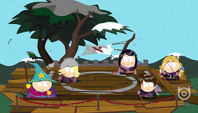 South Park The Stick of Truth's Samurai Spaceman DLC out now