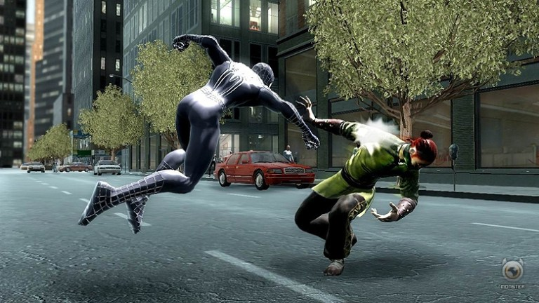 Spider-Man 3: The Game Preview
