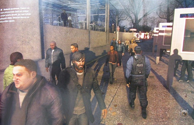 Splinter Cell: Conviction demo coming 18th March