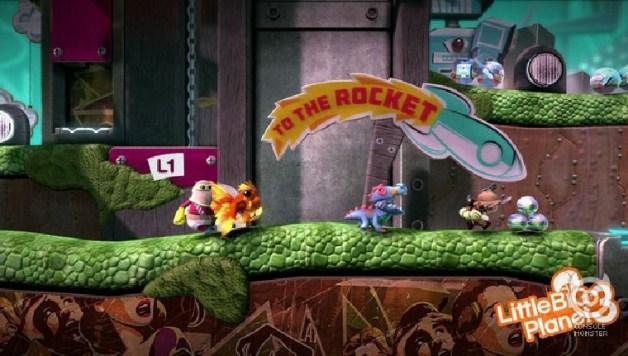 Stephen Fry is back for LittleBigPlanet 3