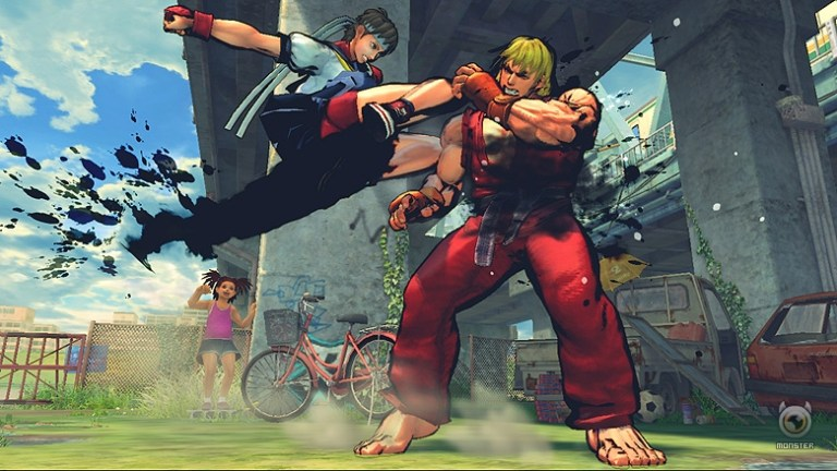 Street Fighter - A Brief History