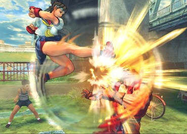 Street Fighter IV Review