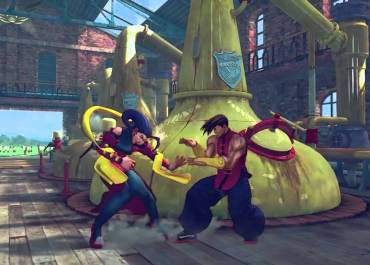Street Fighter IV - Ultra Trailer