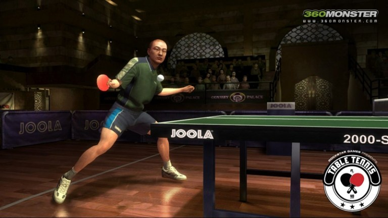 Table Tennis Review