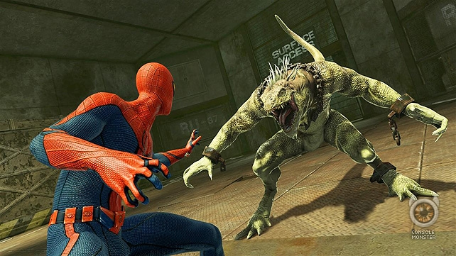 The Amazing Spider-Man Preview