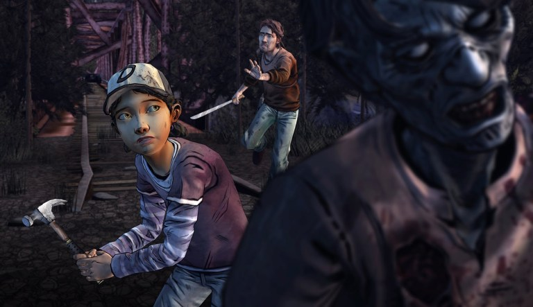 The Walking Dead Episodes - A House Divided