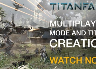 Titanfall - Campaign Multiplayer Mode and Game Creation