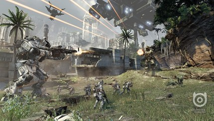 Titanfall Screenshots