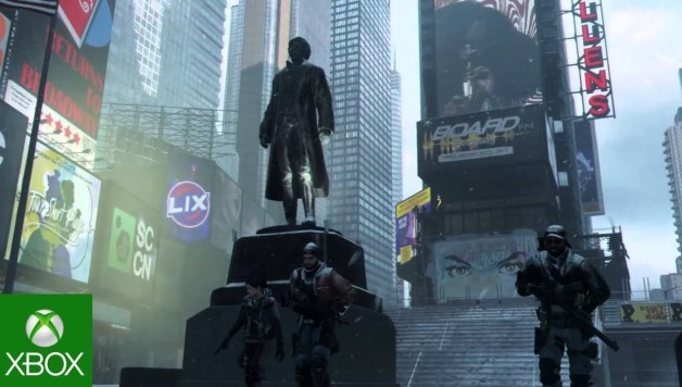 Tom Clancy's The Division - Official E3 2015 Trailer