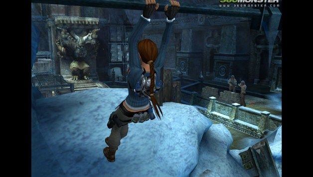 Tomb Raider Legend gets release date.