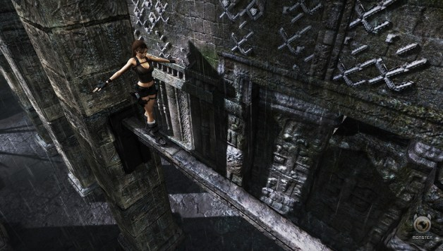 Tomb Raider: Underwear