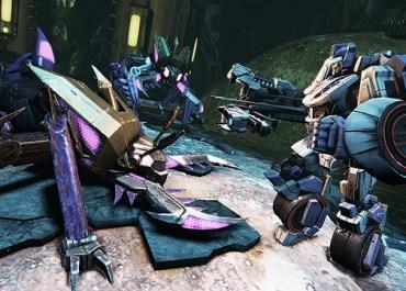 Transformers Fall of Cybertron - VGA 2011 Trailer