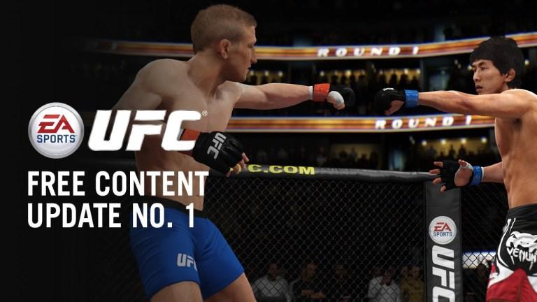 UFC - Free Content Update No.1