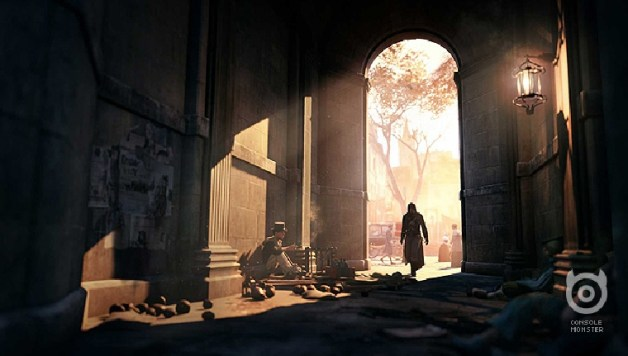 Ubisoft says it didn't lower PS4 Assassin's Creed Unity resolution to force parity