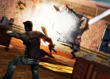 Uncharted 2 + Twitter = The Future