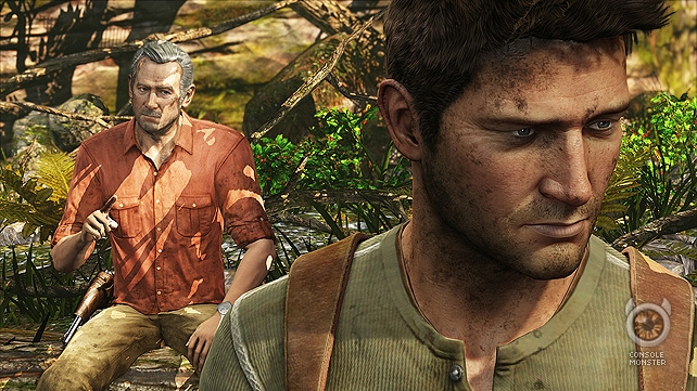 Uncharted 3: Drake's Deception - E3 Trailer