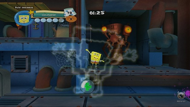 *Updated* Arcade: SpongeBob SquarePants Underpants Slam!