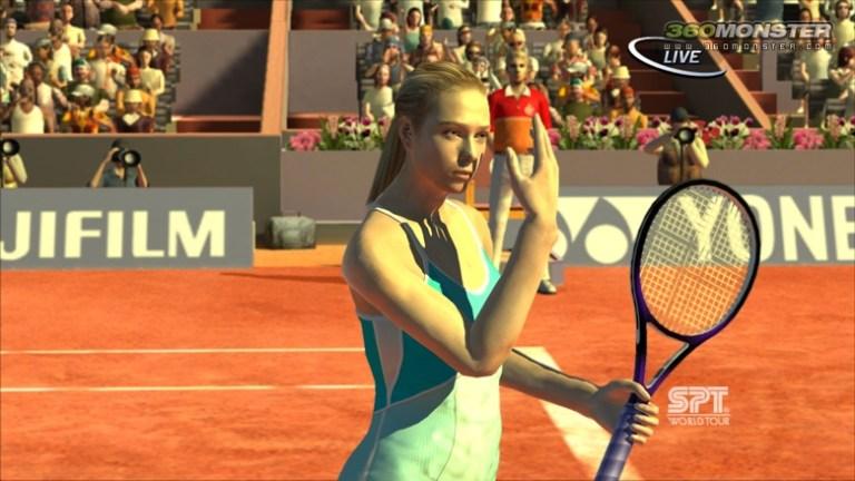 Virtua Tennis 3 Q&A