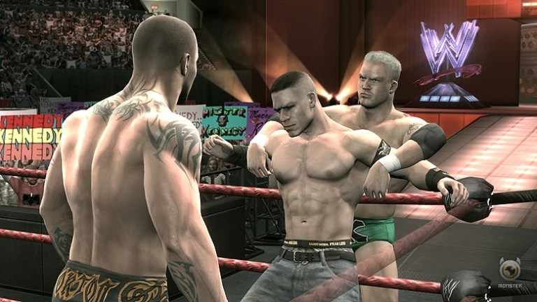 WWE SmackDown vs. RAW 2009 (PS3) Review