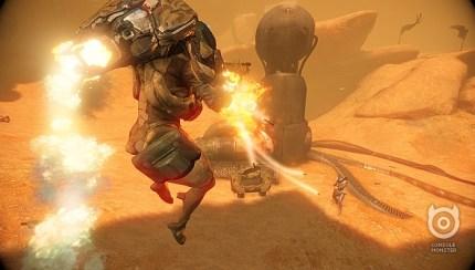 Warframe Screenshots Show PlayStation 4 F2P Game Promise