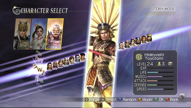 Warriors Orochi Announced