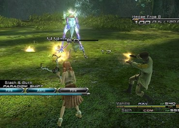 Whopping 7 minute Final Fantasy XIII Trailer