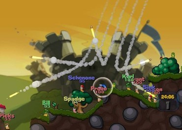 Win FREE Worms 2 XBLA Code on Twitter [Update]