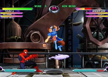 Win a Marvel vs. Capcom 2 XBLA Code on Twitter
