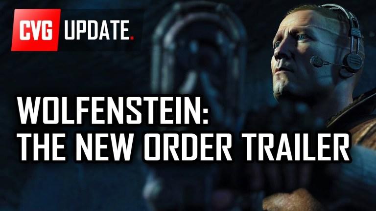 Wolfenstein: The New Order - Nowhere To Run Trailer