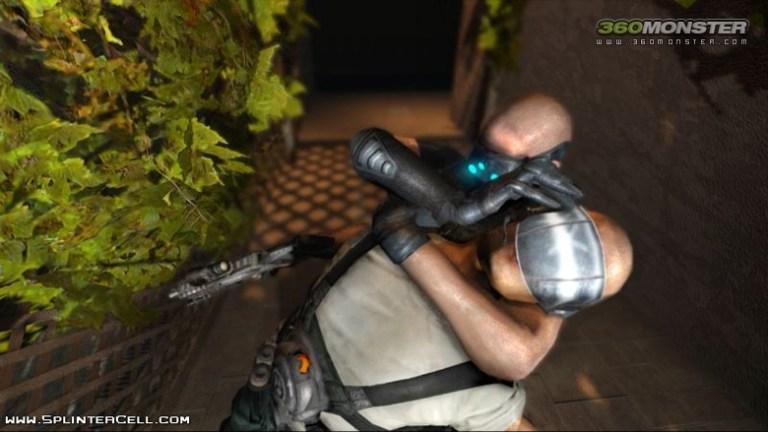 X06: New Splinter Cell Trailer from X06 Show.