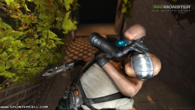 X06: New Splinter Cell Trailer from X06 Show.